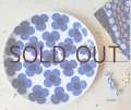 ***aurinko Plate  (ブルー)26cm (¥12,800+税)new***